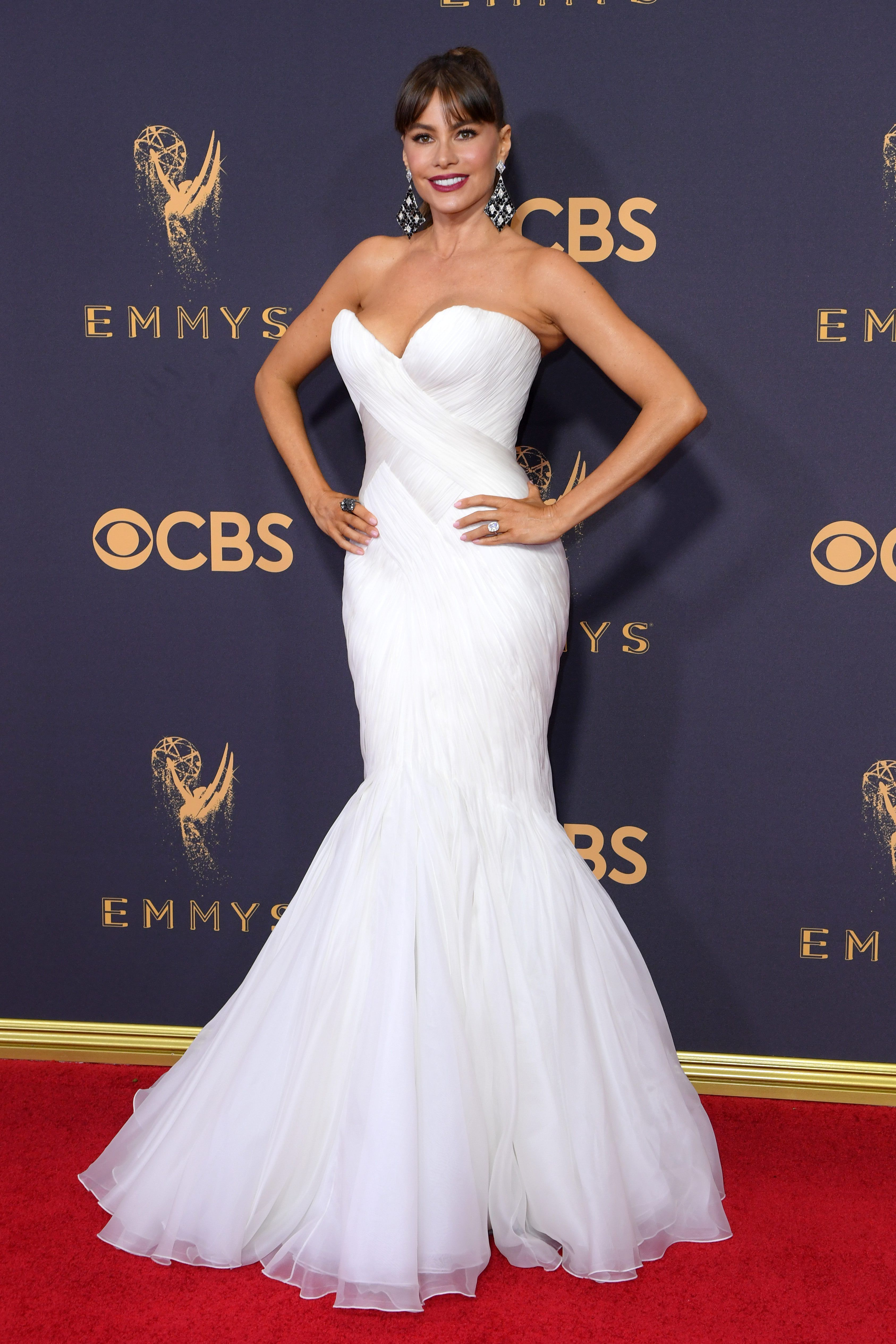 Celebrities Who Wore Wedding Dresses On The Red Carpet - cover