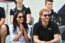 Prince Harry And Meghan Markle Make First Joint Appearance As A Couple