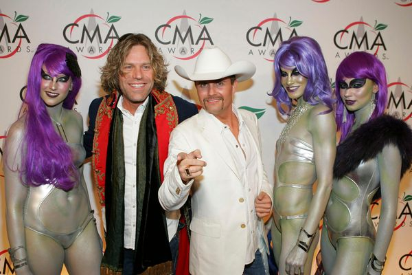 Country Music Awards' Most Shocking Looks Of All Time