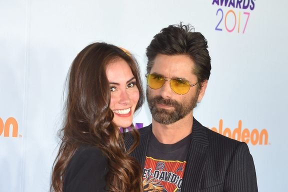 John Stamos Announces Engagement To Caitlin McHugh
