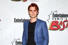 Riverdale's KJ Apa Reacts To Shocking Season Two Premiere