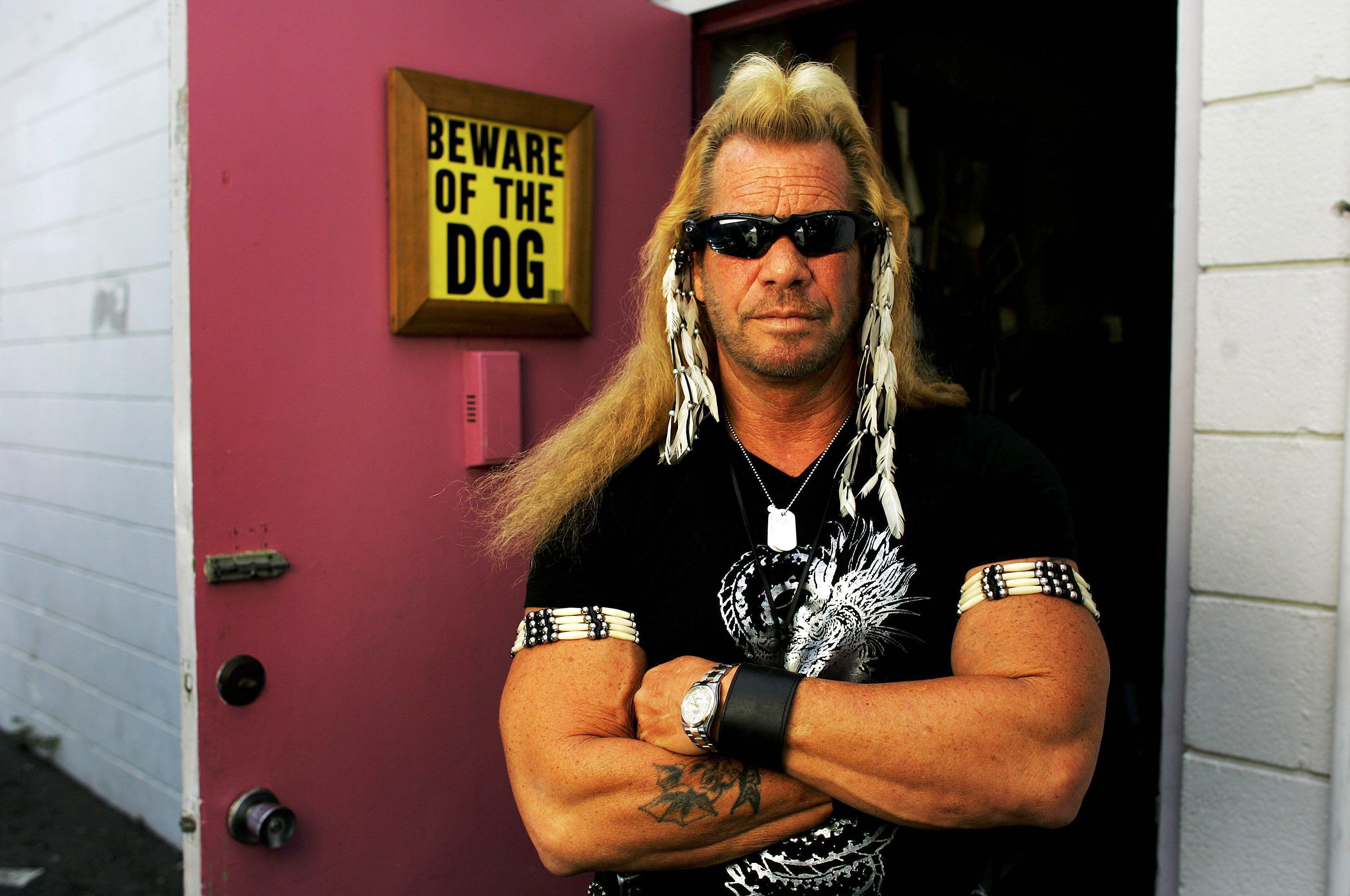 """Duane """"Dog"""" Chapman's Daughter, Lyssa Rae, Arrested On Multiple Charges"""