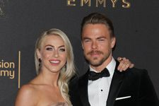 Derek And Julianne Hough Promise Plenty Of Laughter, Heartfelt Moments And More In Their 'Holiday With the Houghs' Special