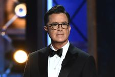 Stephen Colbert Reveals He Auditioned For The Role Of Screech In 'Saved By The Bell'