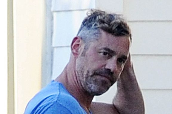 'Buffy' Star Nicholas Brendon Arrested For Alleged Domestic Violence