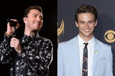 Sam Smith And Brandon Flynn Spotted On A Romantic Date Night