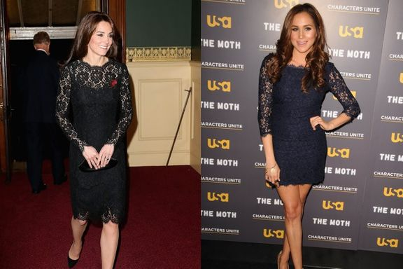 Fashion Face-Off: Kate Middleton vs. Meghan Markle
