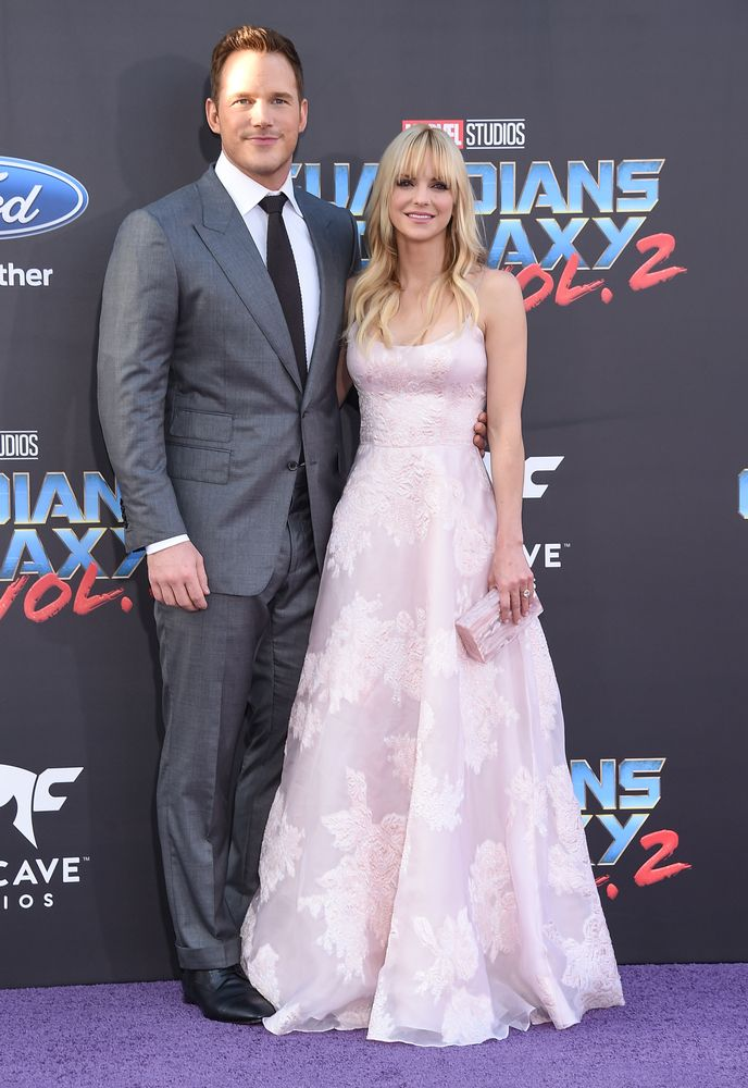 Chris Pratt And Anna Faris Settle Their Divorce And Custody Agreement