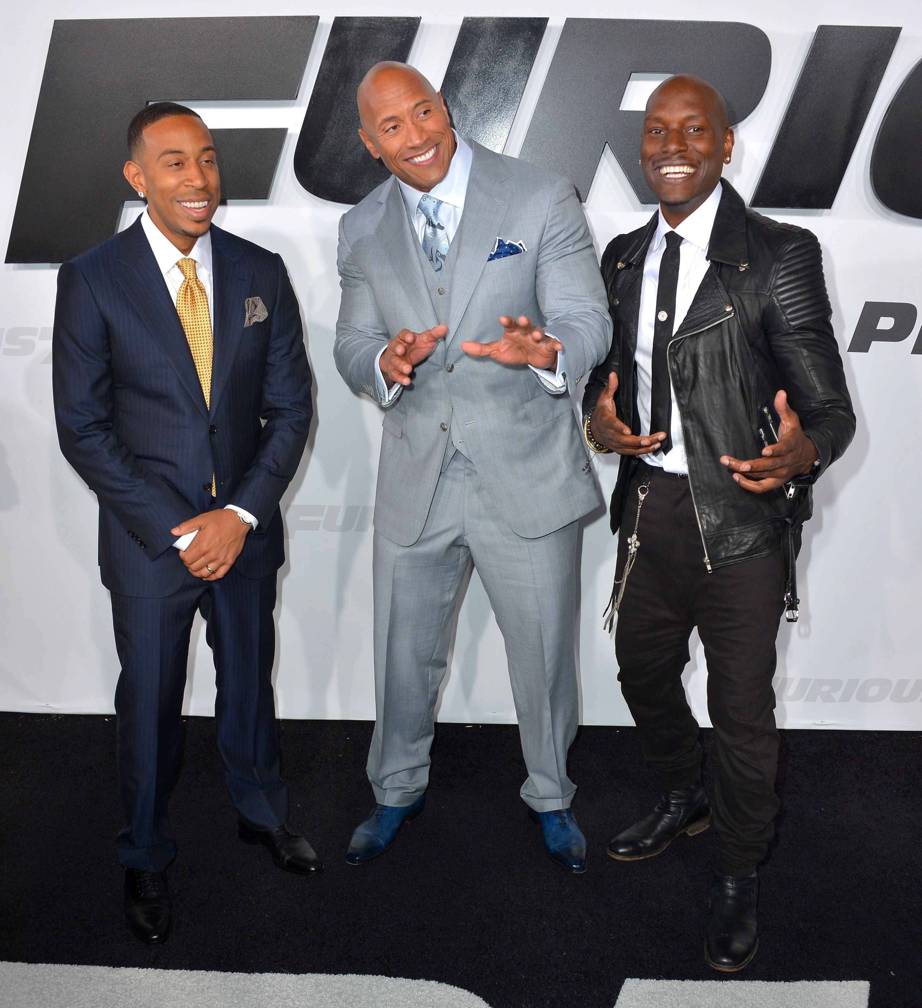 Tyrese Gibson Says He Will Quit 'Fast & Furious' If The Rock Is In 'Fast 9'