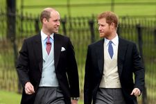 Prince William Hilariously Shares His Favorite Thing About Harry's Engagement