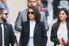 Did Mila Kunis Just Wear Over-The-Knee Boots As Pants?