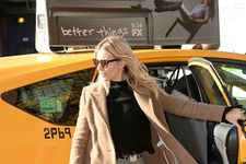 Sienna Miller Just Wore The Most Comfortable Looking Pair Of Trousers While Out And About In New York