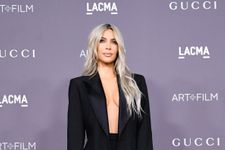 Kim Kardashian Just Wore A Tuxedo In The Most Sultry Way
