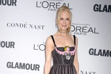 Nicole Kidman Just Wore The Most Questionable Dress (But For Good Reason)