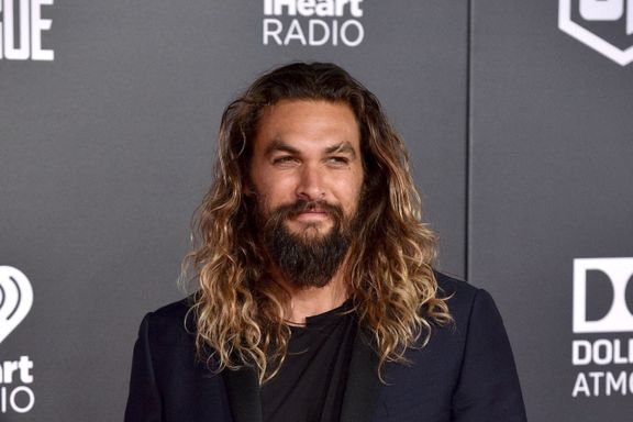 "Jason Momoa Jokingly Says He's ""The P.E. Coach"" At Home For His Kids While They're In Virtual School"