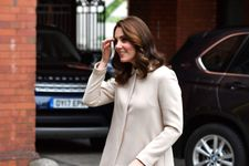 Kate Middleton Just Wore Your New Fall Uniform