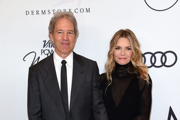 12 Things You Didn't Know About Michelle Pfeiffer And David E. Kelley's Relationship