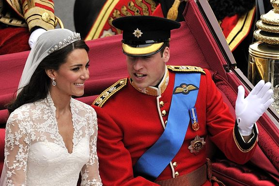 Mishaps You Might Not Know Happened At Kate Middleton And Prince William's Wedding