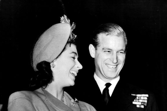 Rare Photos Of Queen Elizabeth And Prince Philip