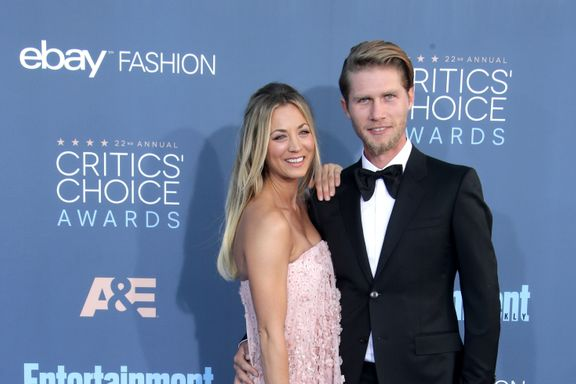 Kaley Cuoco's Boyfriend Proposed On Her Birthday And Filmed Her Reaction