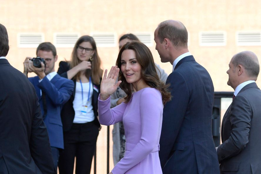 Kate Middleton's 15 Best And Worst Fashion Moments Of 2017
