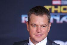 Matt Damon Slammed Again For Latest Sexual Misconduct Comments