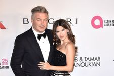 Hilaria Baldwin Shows Off Baby Bump For The First Time Since Pregnancy Announcement