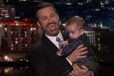 Jimmy Kimmel Brings His Son Billy Out In Emotional 'Jimmy Kimmel Live' Return