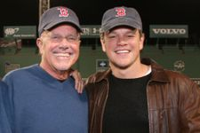Matt Damon Gives Update On His Father's Cancer Battle