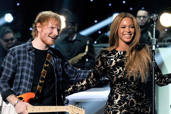 Ed Sheeran Reveals Beyonce Changes Her Email Address Weekly