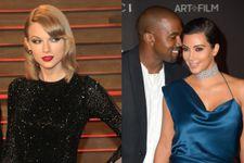 Kim Kardashian West Accuses Taylor Swift Of Lying Over Leaked Kanye West Video