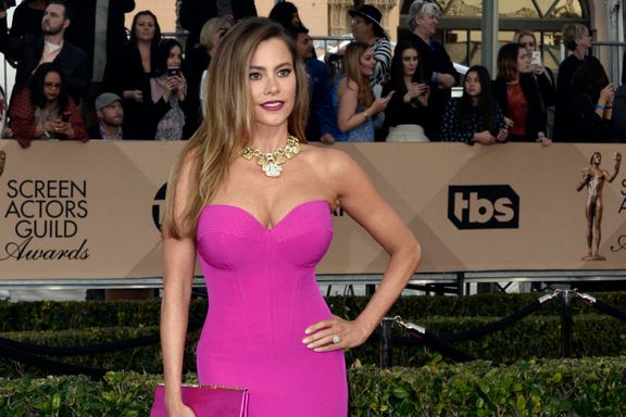 SAG Awards: Most Memorable Dresses Ranked