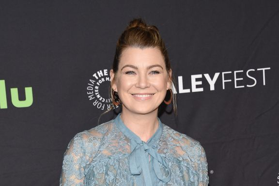 """Ellen Pompeo Defends Her Comment About Grey's Anatomy Being A """"Toxic Work Environment"""" For 10 Years"""