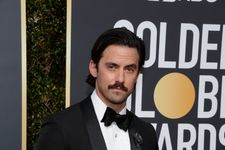 Milo Ventimiglia Reveals He Fell Into Pool During Golden Globes Afterparty