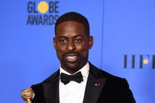 Sterling K. Brown Makes Golden Globes History With 'This Is Us' Best Actor Win