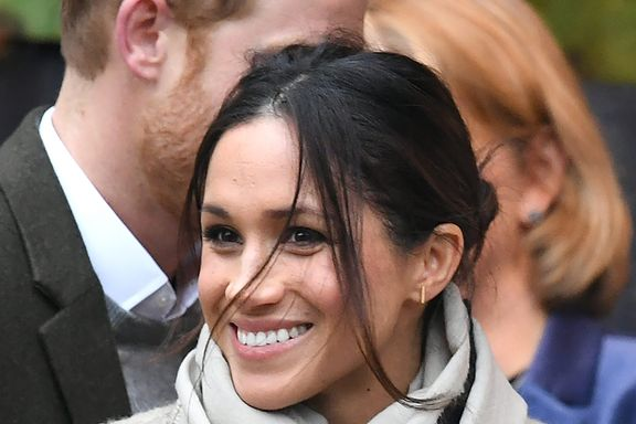 Meghan Markle's Beauty Evolution
