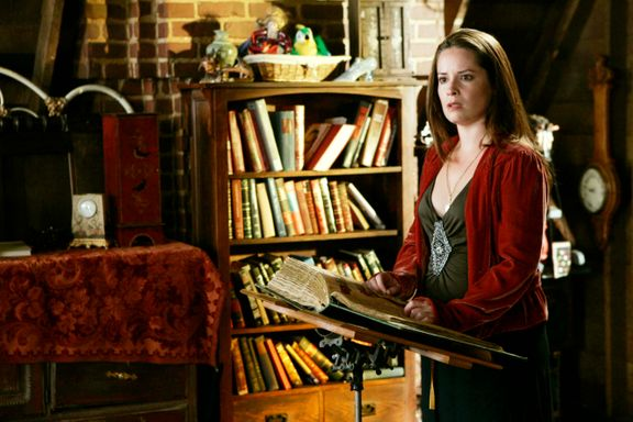 Holly Marie Combs Is Not Thrilled About 'Charmed' Reboot News