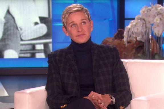 Ellen DeGeneres Opens Up About Death Of Her Ex-Girlfriend At 20