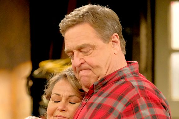 Roseanne Barr Thanks John Goodman For Defending Her In Recent Interview