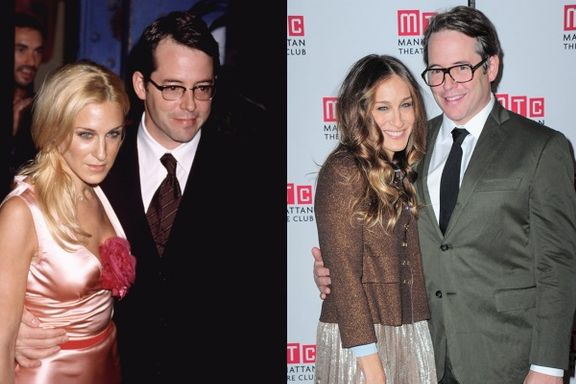 Iconic '90s Couples Who Are Still Going Strong