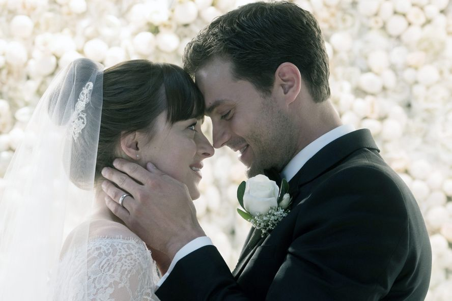 Movie Review: Fifty Shades Freed Ties Up Trilogy