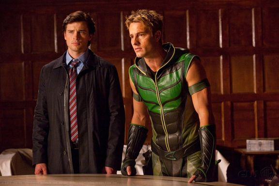 Celebrities You Forgot Appeared on Smallville