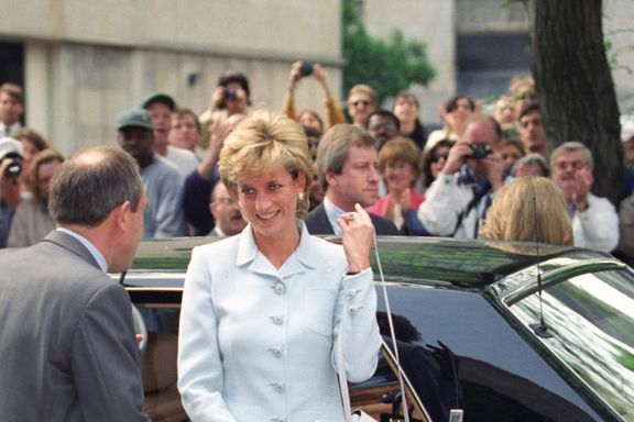 Princess Diana Looks That The Queen Didn't Approve Of