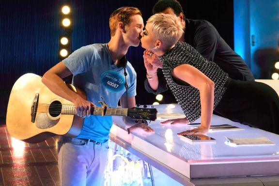 American Idol Contestant Clarifies His Comments About 'Unwanted' Katy Perry Kiss