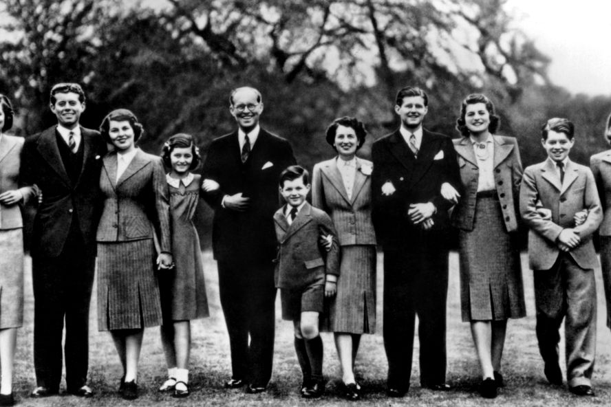 14 Crazy Things You Didn't Know About The Kennedy Family