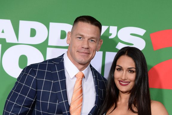 John Cena Had Nikki Bella Sign 75-Page Cohabitation Agreement