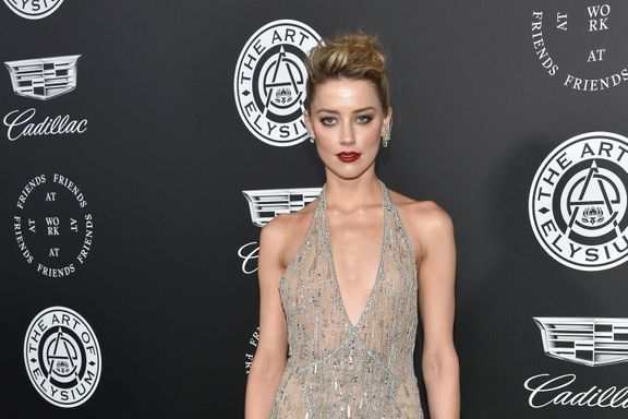 Amber Heard Donates Johnny Depp Divorce Money To Children's Hospital