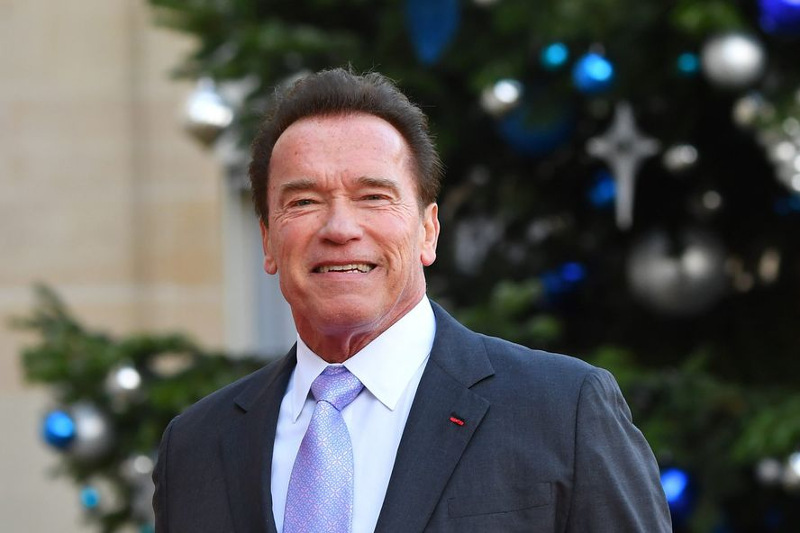 Arnold Schwarzenegger Speaks Out After Open-Heart Surgery