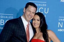 Nikki Bella and John Cena Are Officially Back Together