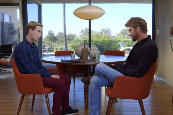 Chad Michael Murray Finds Out Truth About Grandmother's Death On 'Hollywood Medium'